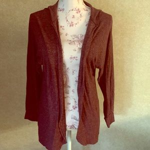 American Eagle Plush Cardigan